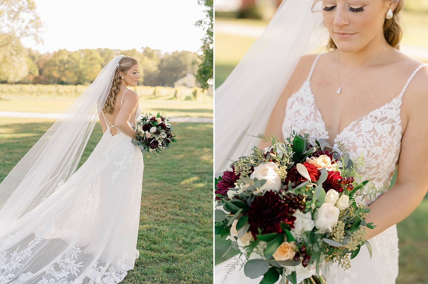 Valenzano Winery Vitners Pavillion Wedding Photography by Magdalena Studios 0006