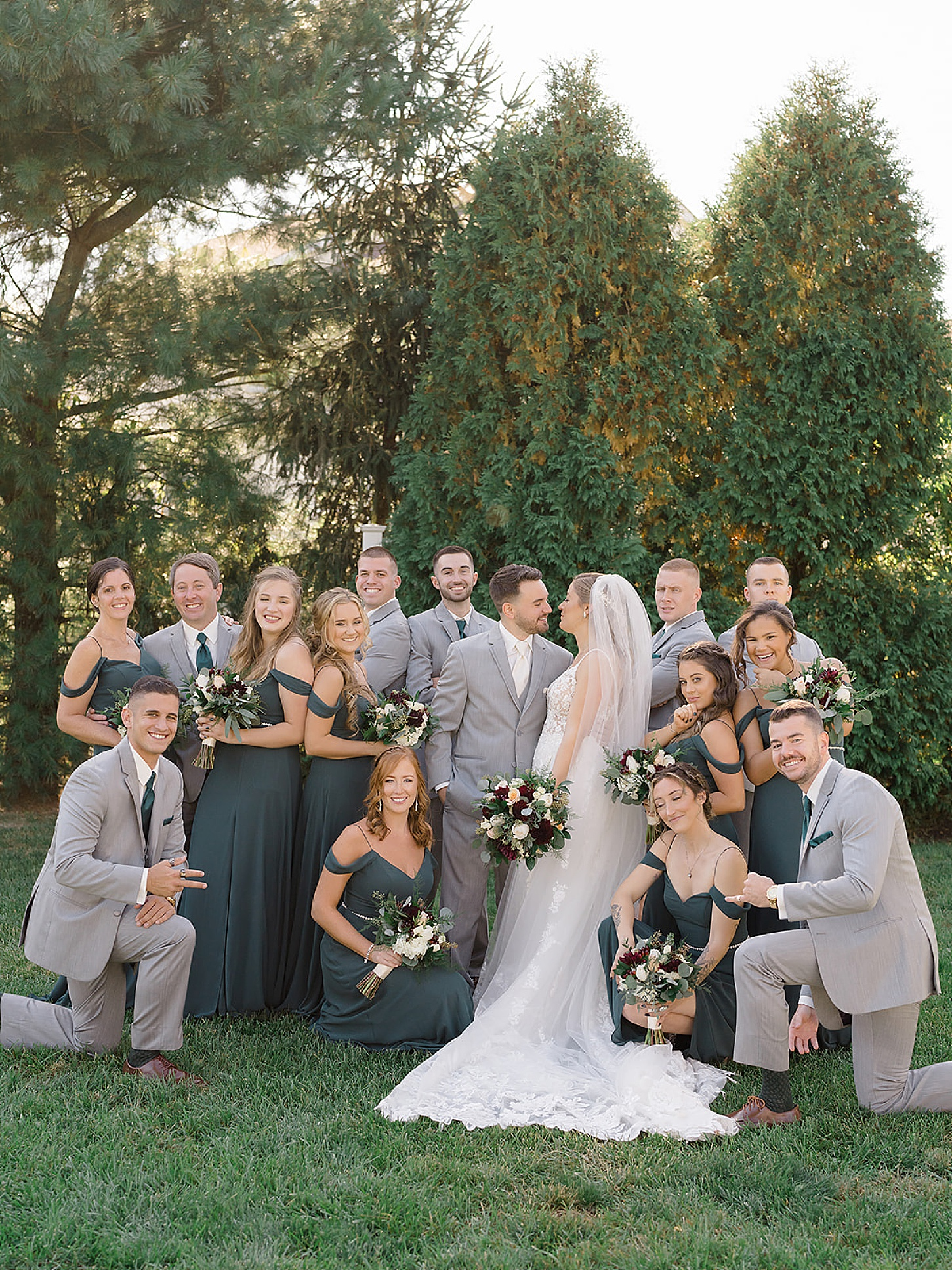 Valenzano Winery Vitners Pavillion Wedding Photography by Magdalena Studios 0016