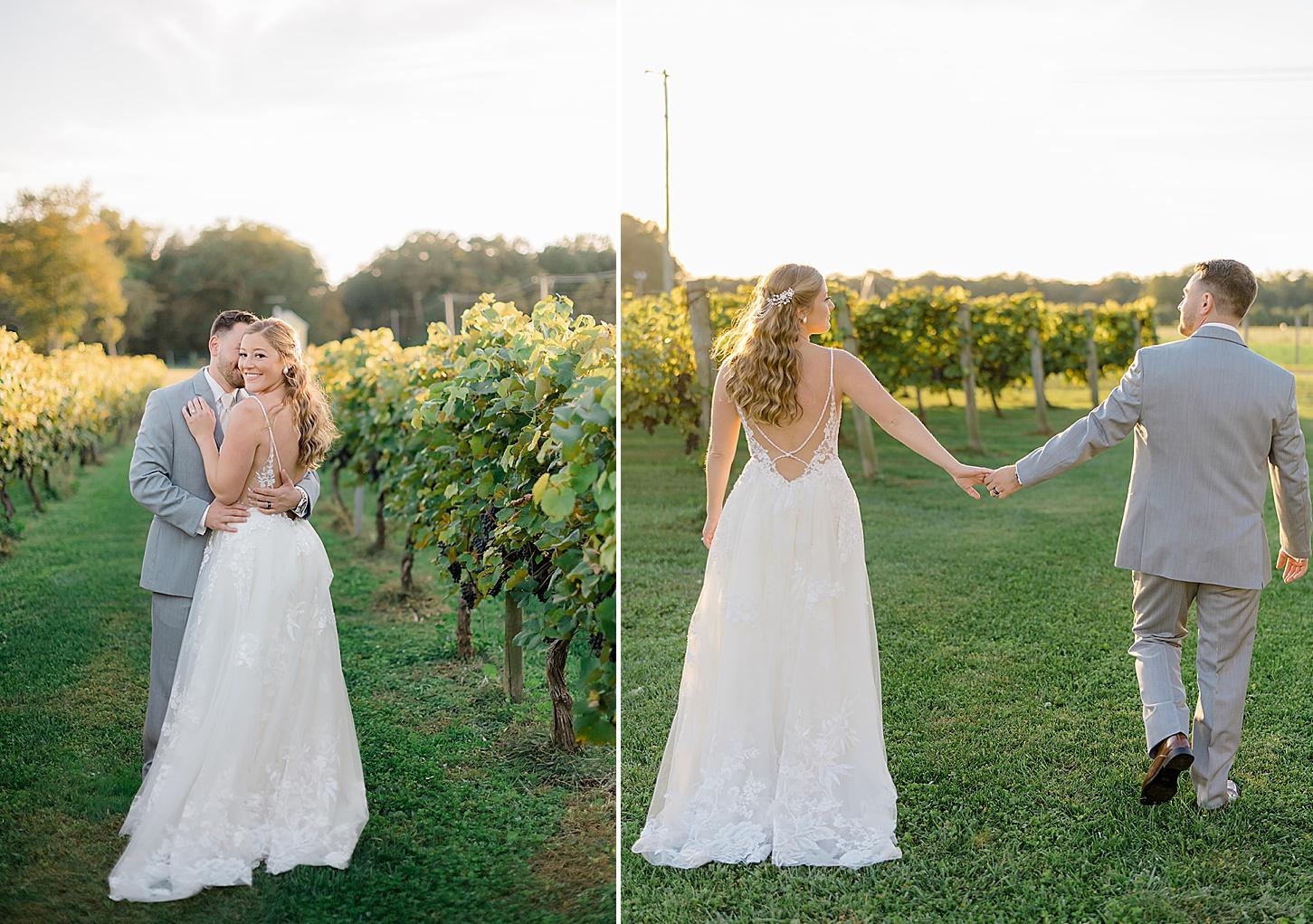 Valenzano Winery Vitners Pavillion Wedding Photography by Magdalena Studios 0031