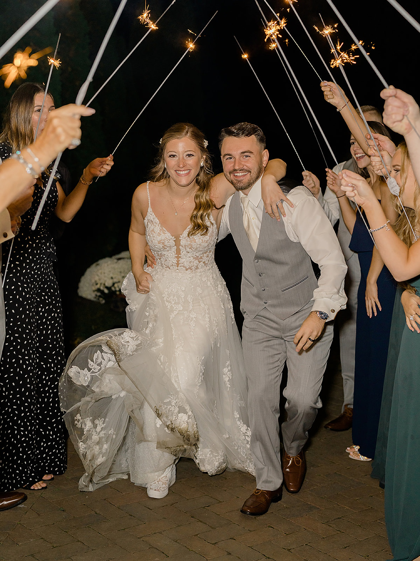 Valenzano Winery Vitners Pavillion Wedding Photography by Magdalena Studios 0046