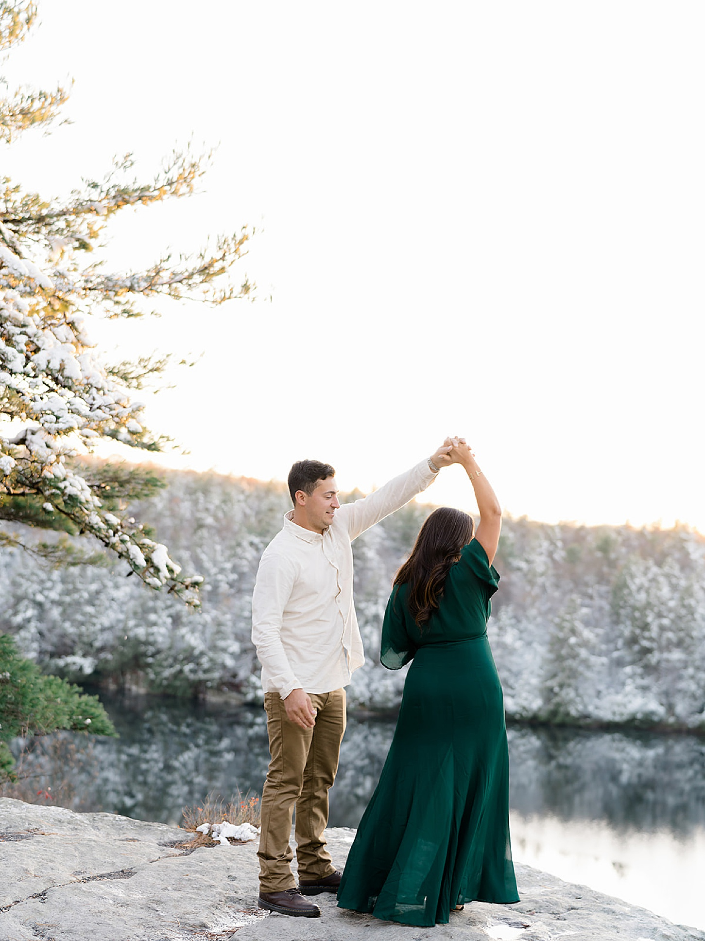 Vermont Destination Engagement Photography by Magdalena Studios 0007