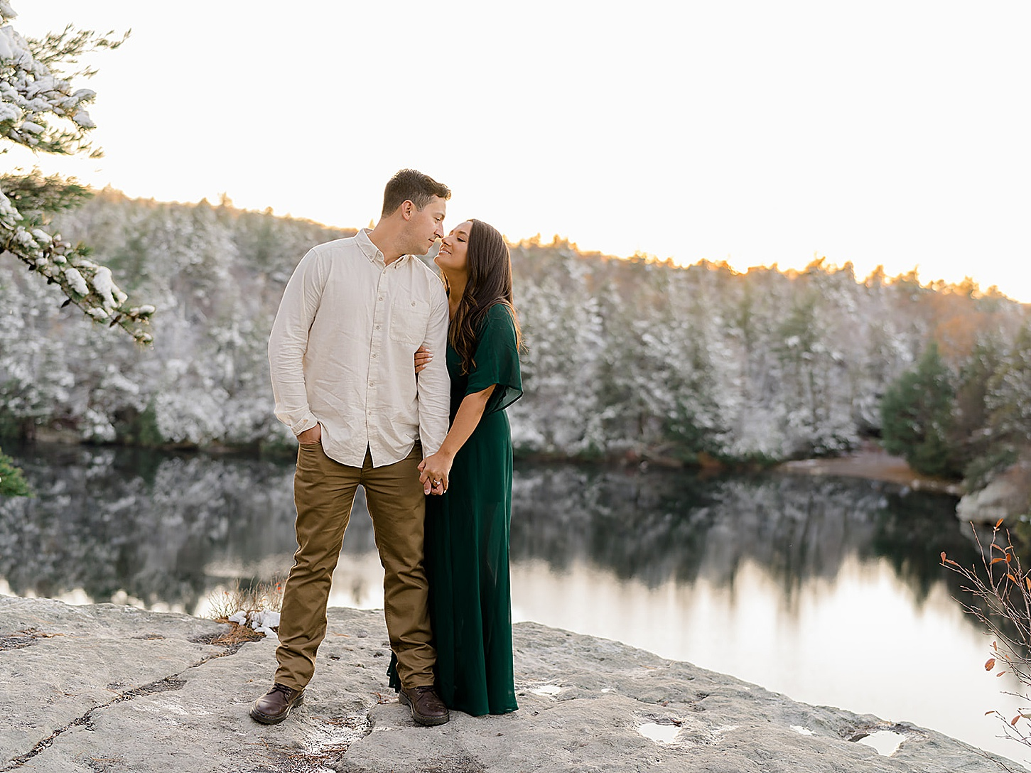 Vermont Destination Engagement Photography by Magdalena Studios 0010