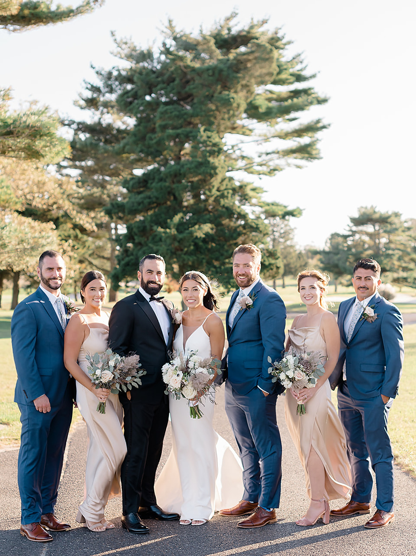 Linwood Country Club Wedding Photography by Magdalena Studios 0014