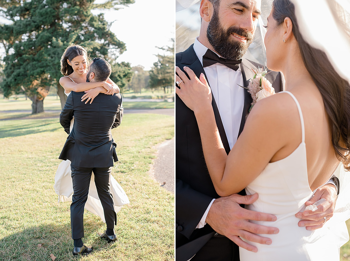 Linwood Country Club Wedding Photography by Magdalena Studios 0019