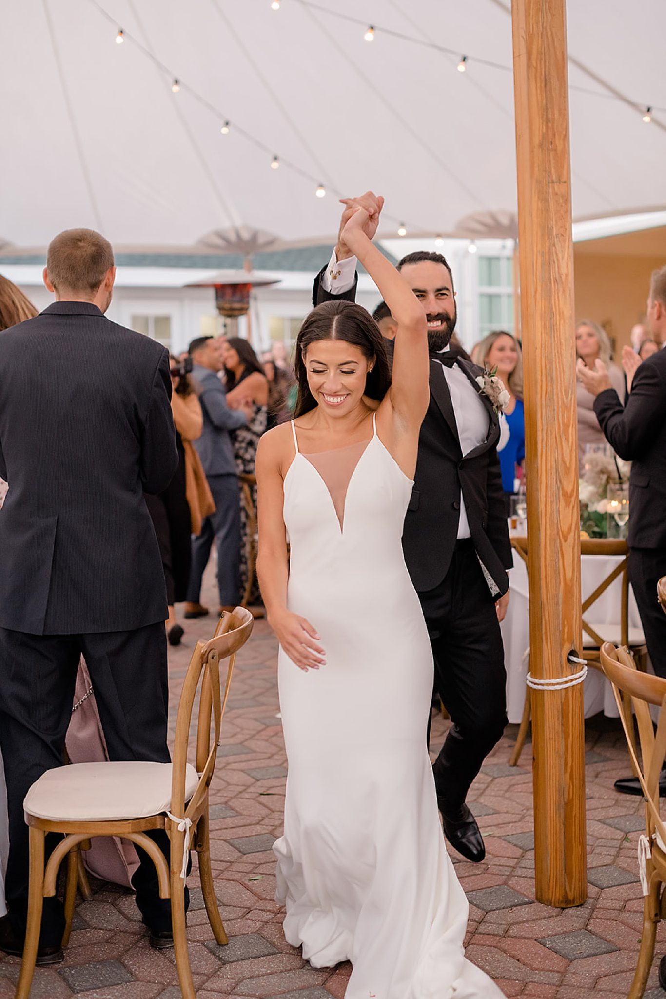 Linwood Country Club Wedding Photography by Magdalena Studios 0026 scaled