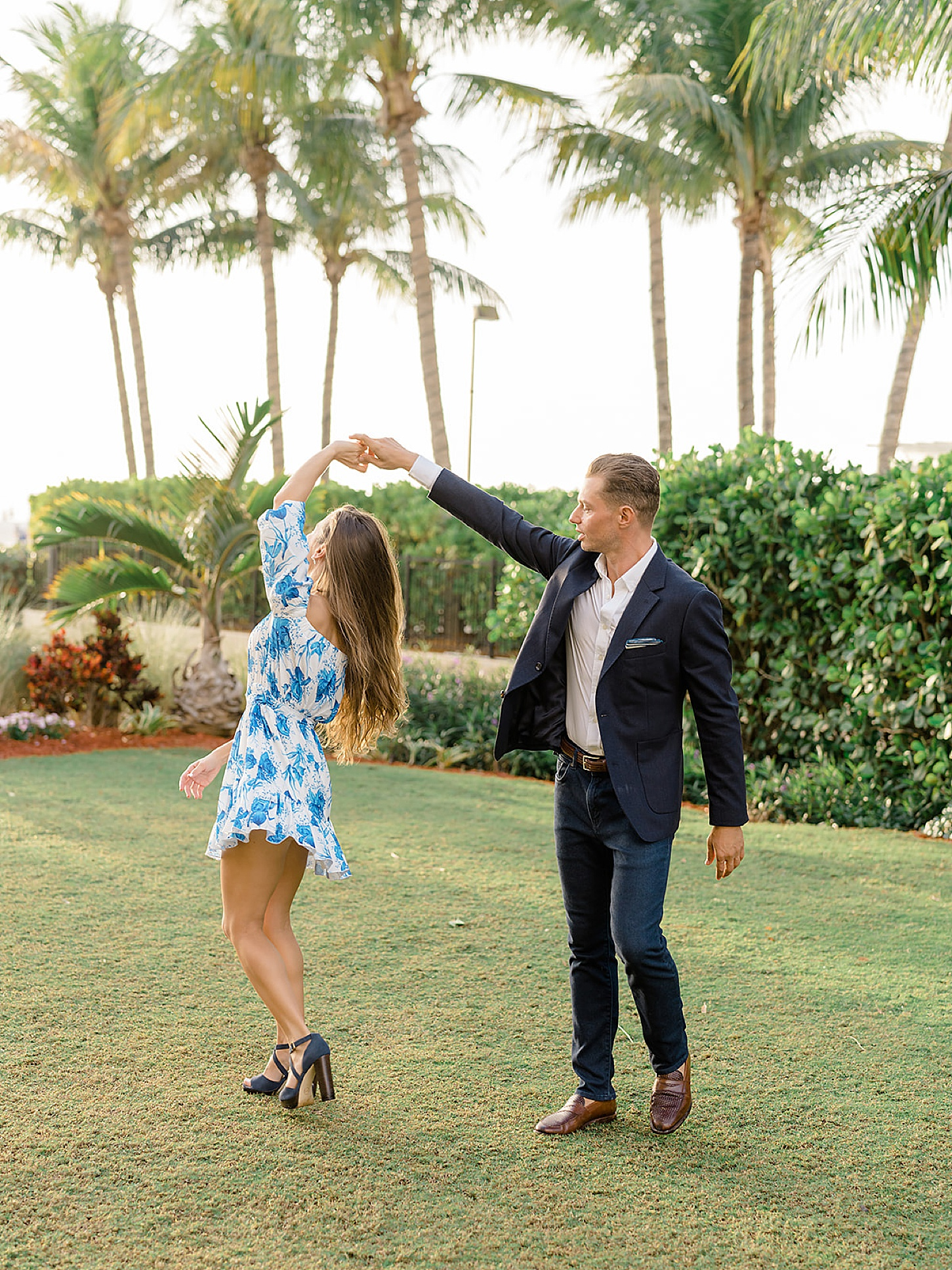 Palm Beach Florida Engagement Photography by Magdalena Studios Lyn and Paul 0011