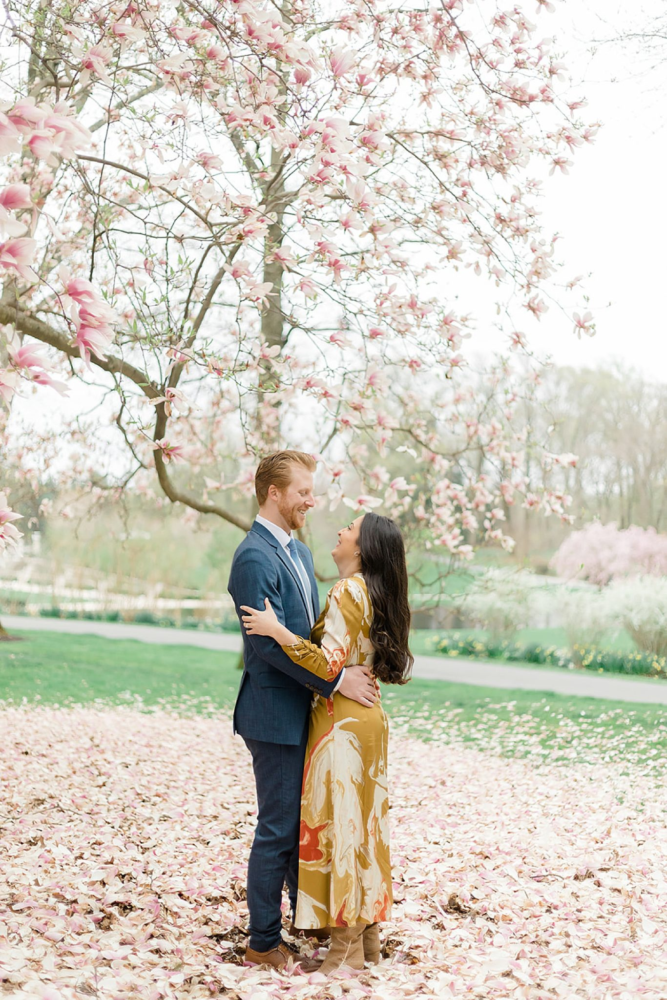 Alfred I. DuPont Hospital for Children Mansion Grounds Engagement Photography by Magdalena Studios 0004 scaled
