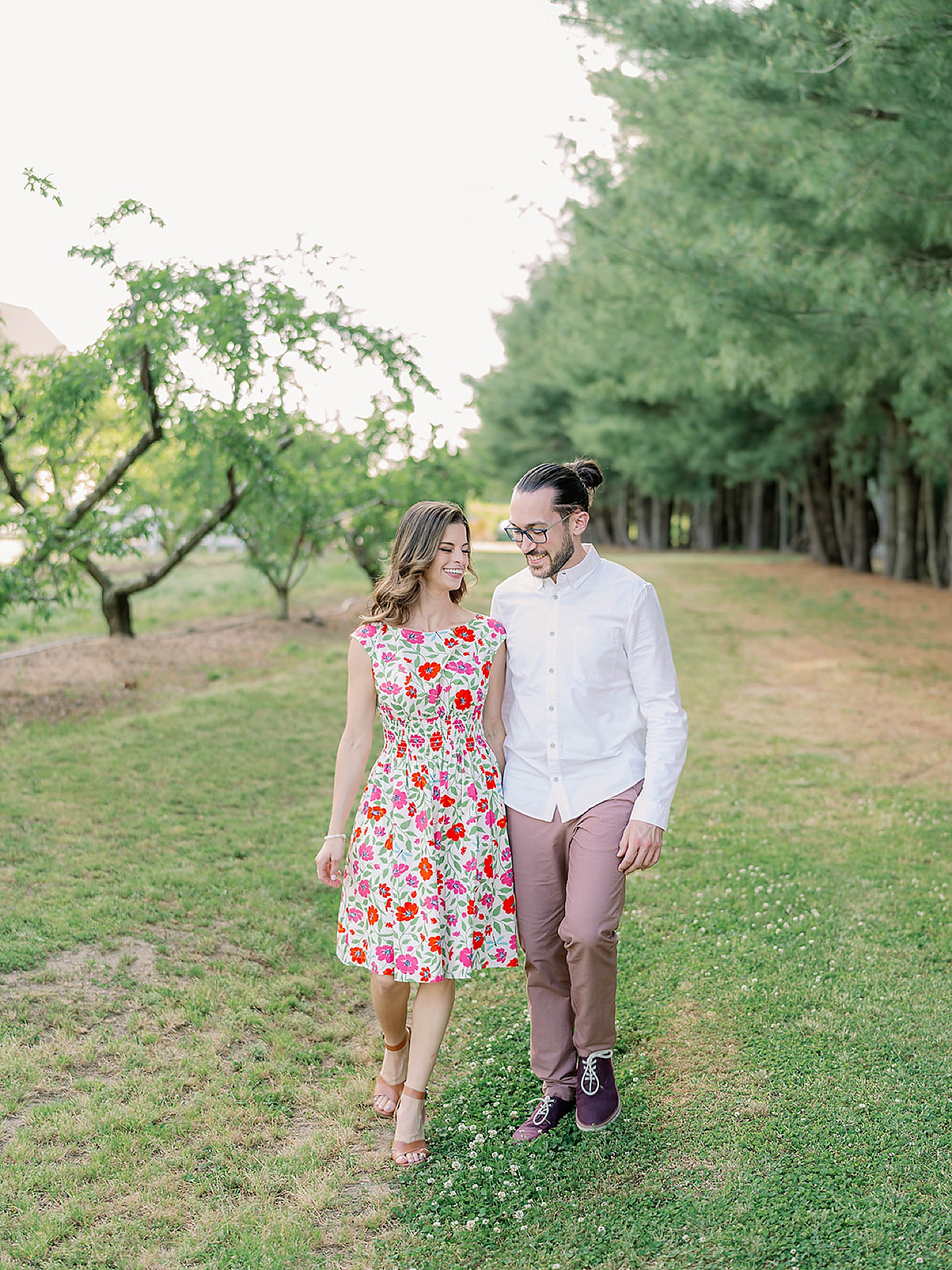 Bast Brothers Garden Center Mullica Hill NJ Engagement Photography by Magdalena Studios 0001