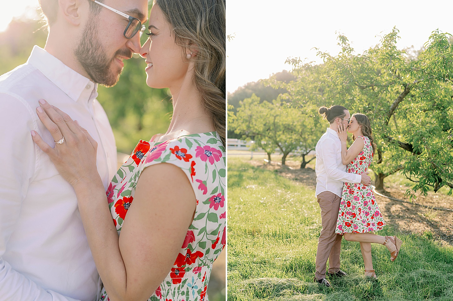 Bast Brothers Garden Center Mullica Hill NJ Engagement Photography by Magdalena Studios 0011
