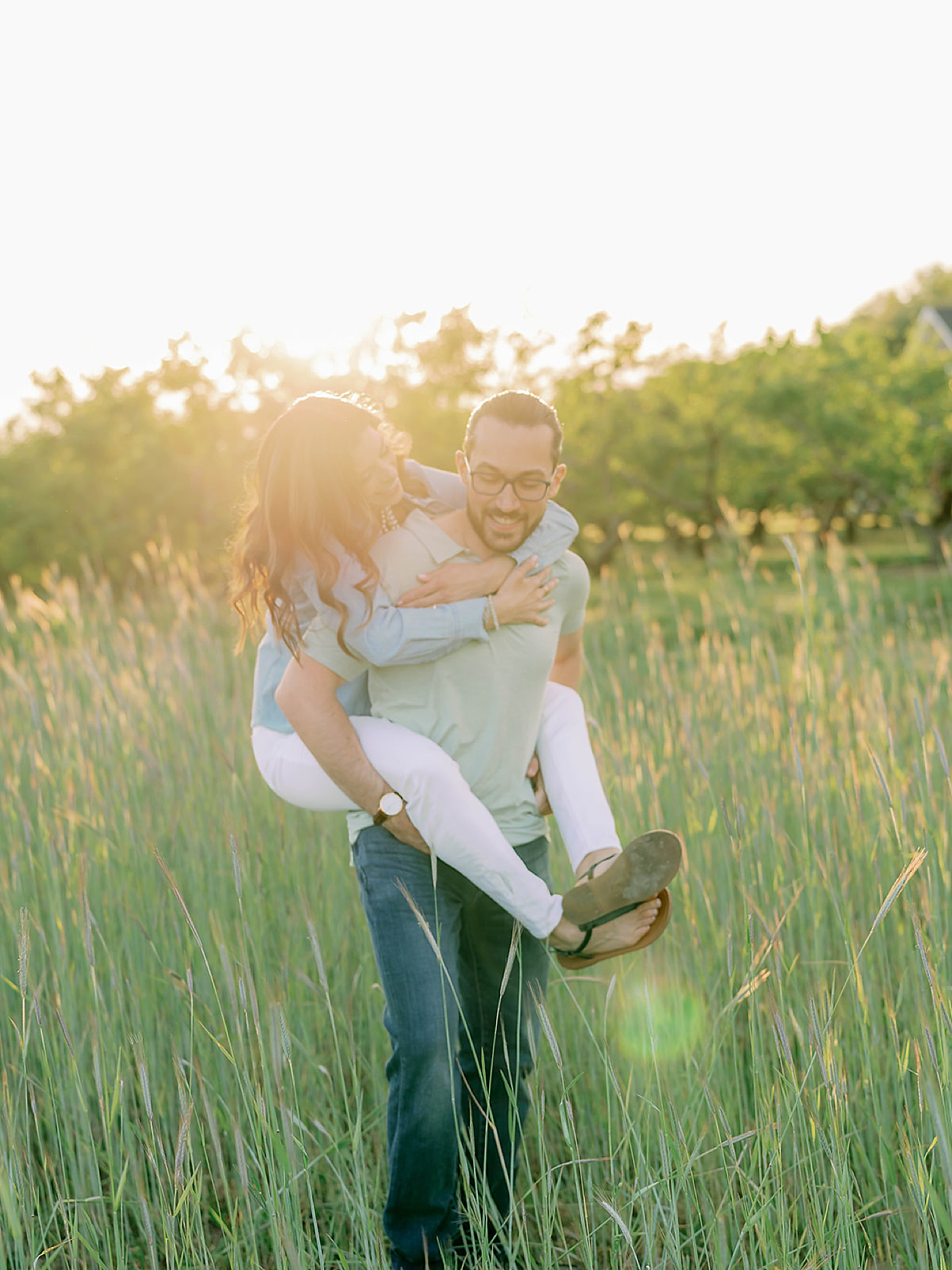 Bast Brothers Garden Center Mullica Hill NJ Engagement Photography by Magdalena Studios 0025