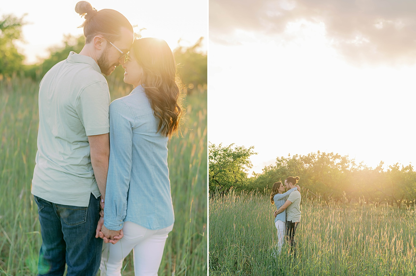 Bast Brothers Garden Center Mullica Hill NJ Engagement Photography by Magdalena Studios 0028