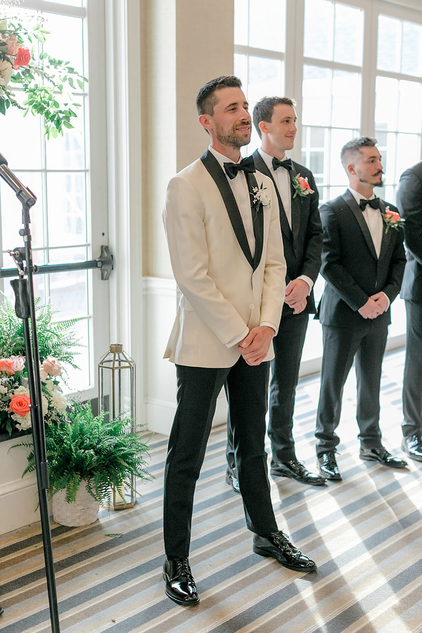 Linwood Country Club Summer Wedding Photography Studio by Magdalena Studios Jenn Kyle 0025 scaled