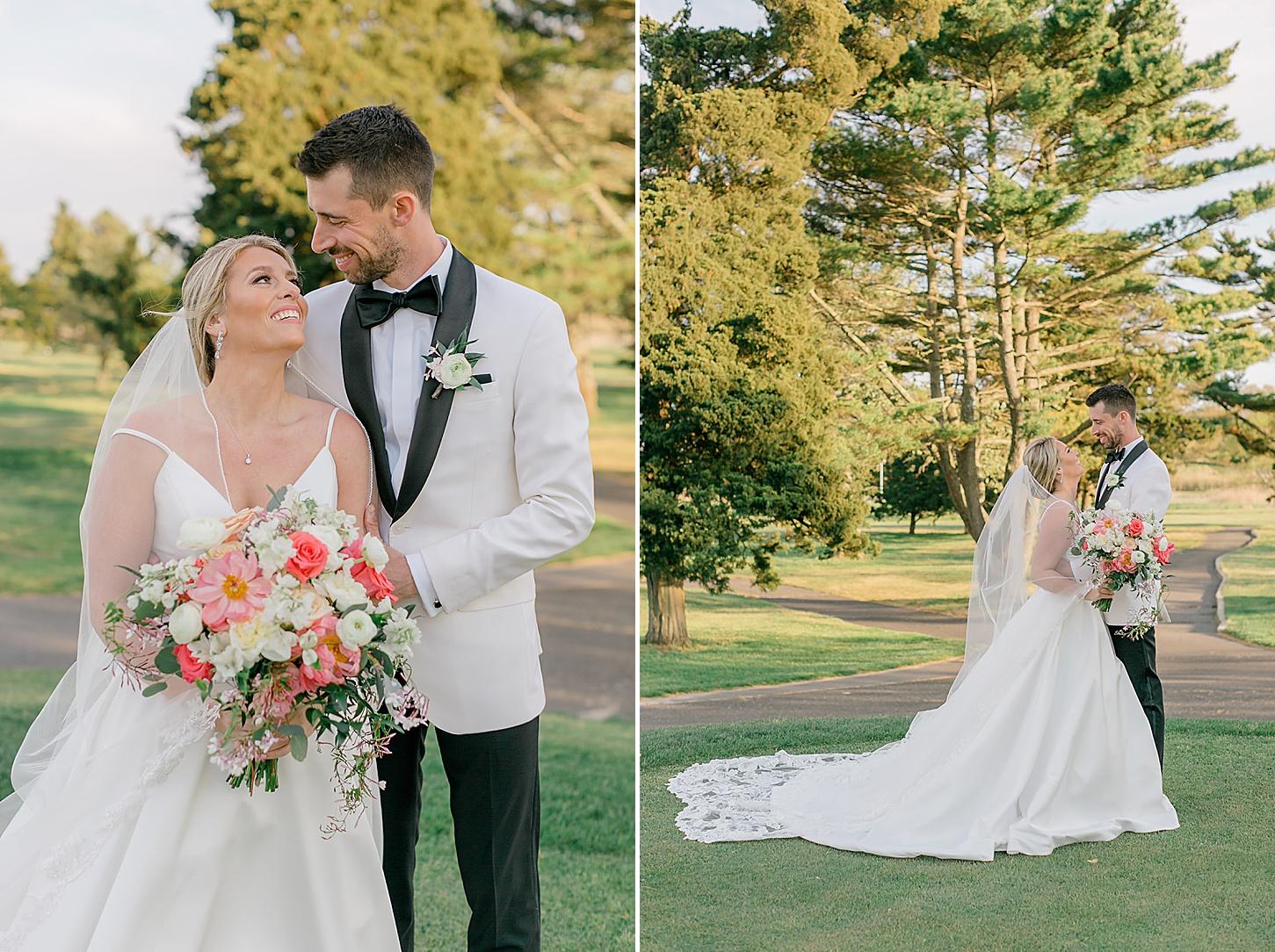 Linwood Country Club Summer Wedding Photography Studio by Magdalena Studios Jenn Kyle 0036