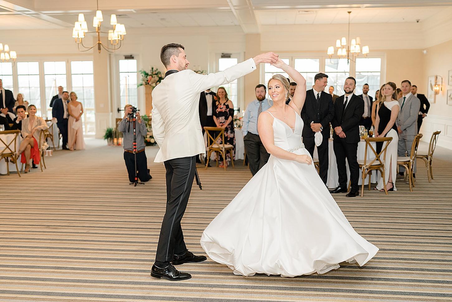 Linwood Country Club Summer Wedding Photography Studio by Magdalena Studios Jenn Kyle 0057