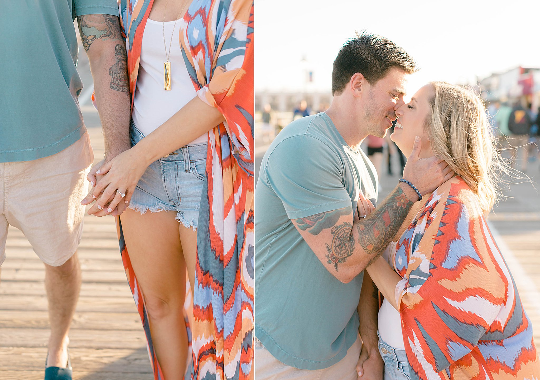 Ocean City NJ Engagement Session Photography by Magdalena Studios MaggieBrian 0003