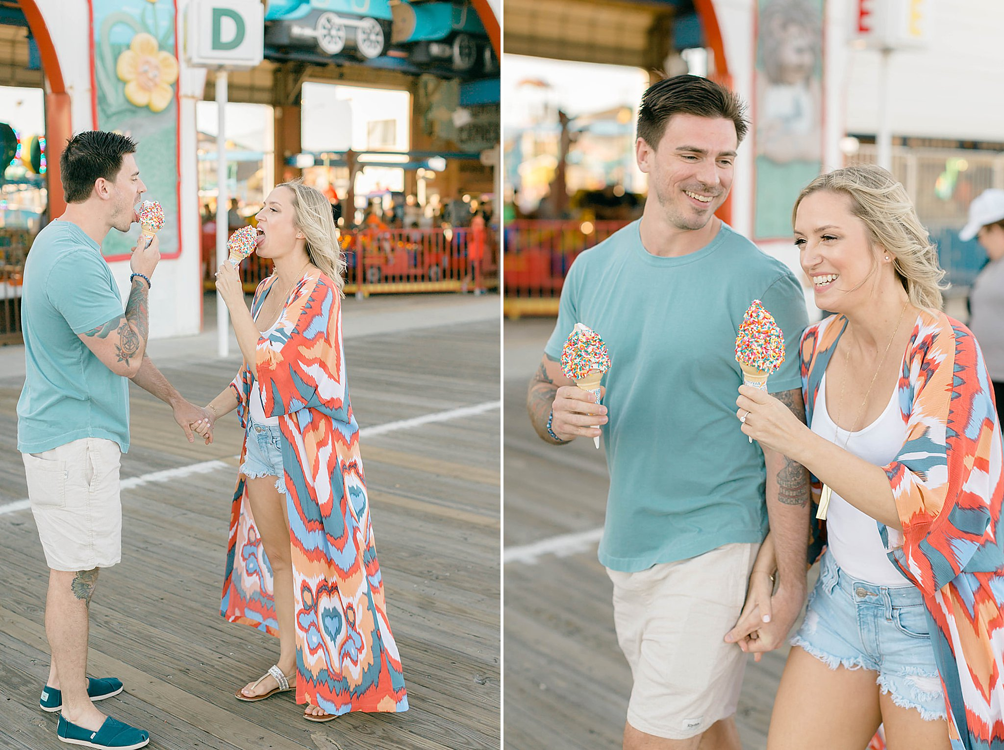 Ocean City NJ Engagement Session Photography by Magdalena Studios MaggieBrian 0005