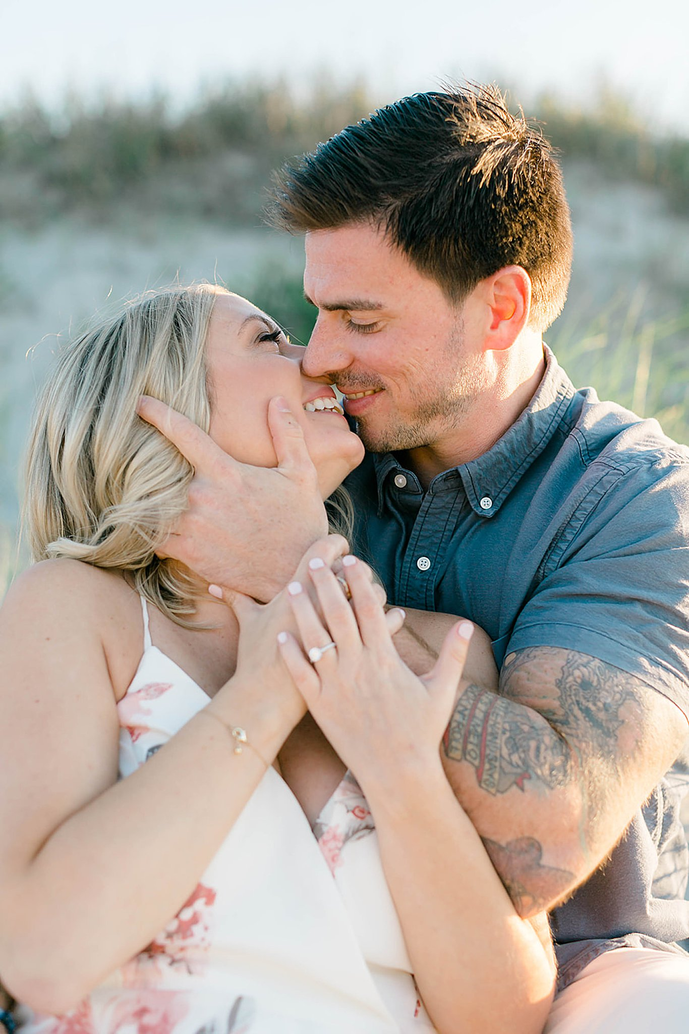 Ocean City NJ Engagement Session Photography by Magdalena Studios MaggieBrian 0015