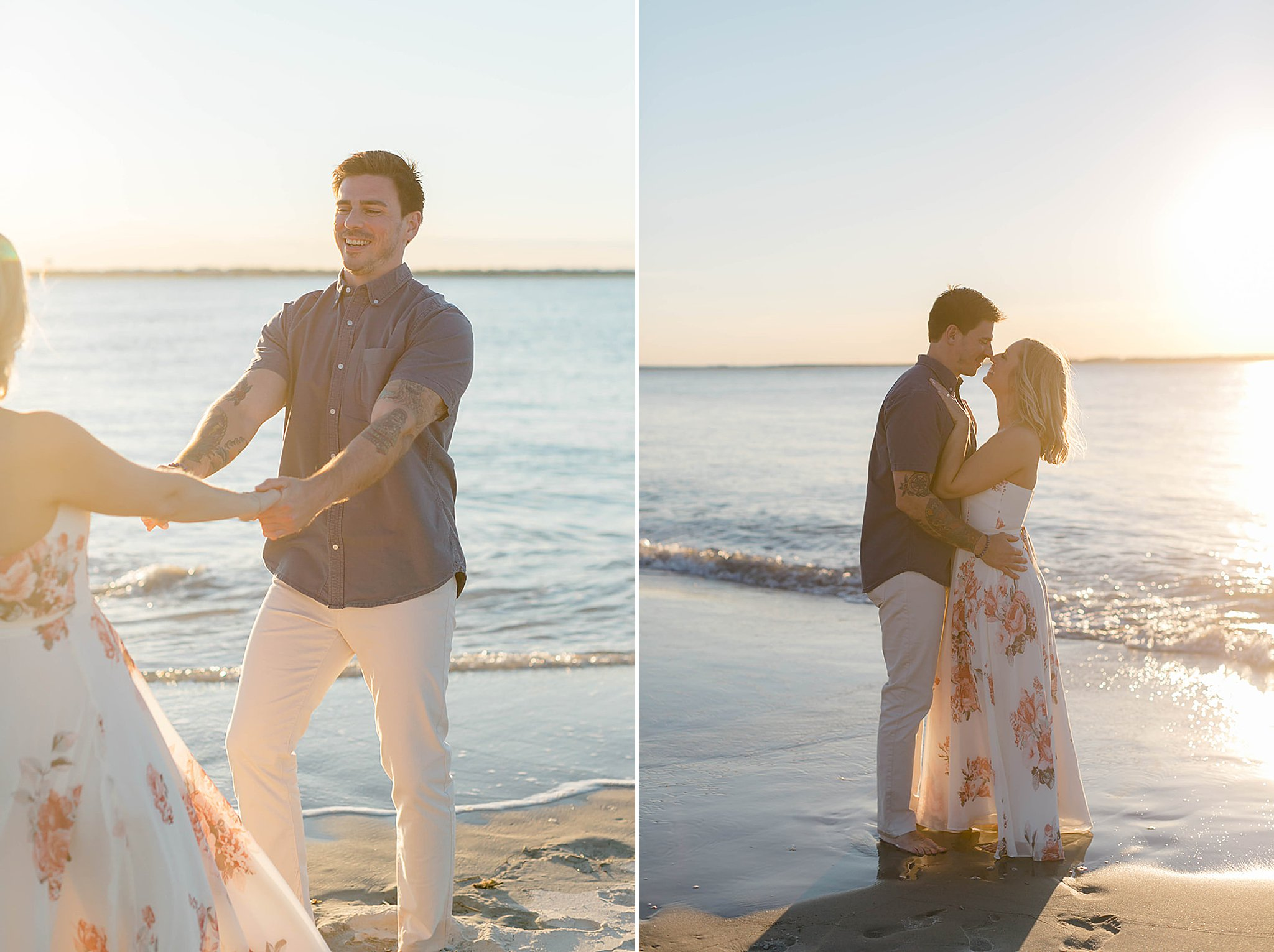 Ocean City NJ Engagement Session Photography by Magdalena Studios MaggieBrian 0023
