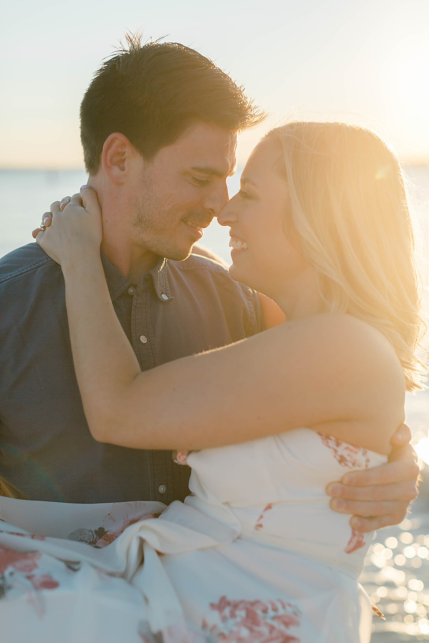 Ocean City NJ Engagement Session Photography by Magdalena Studios MaggieBrian 0027