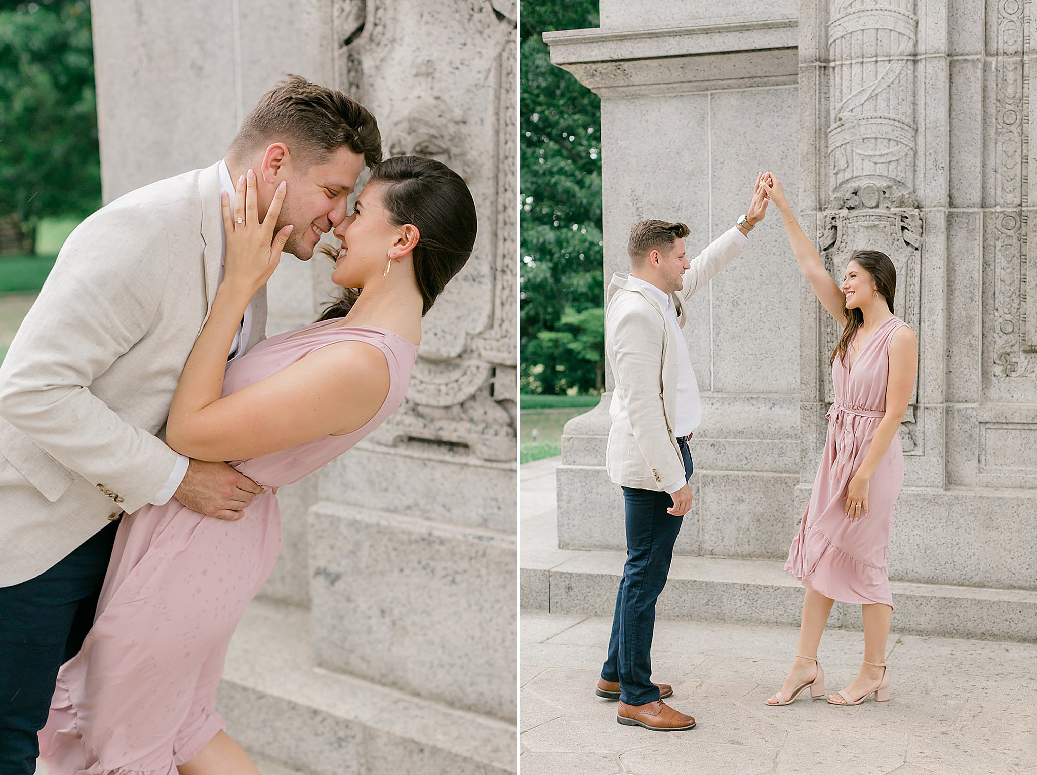 Valley Forge PA Engagement Session Photography by Magdalena Studios ToriMike 0009