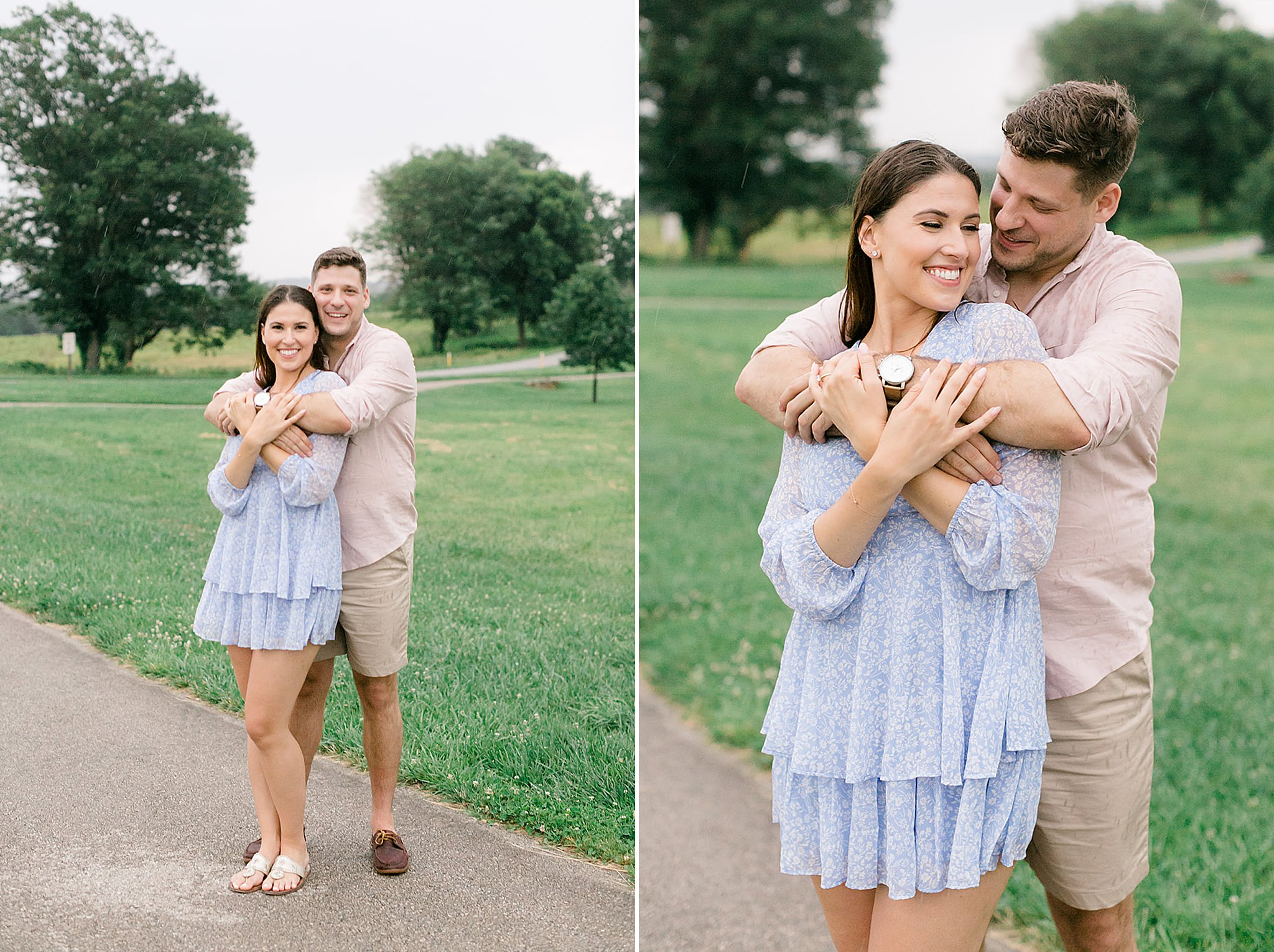 Valley Forge PA Engagement Session Photography by Magdalena Studios ToriMike 0032