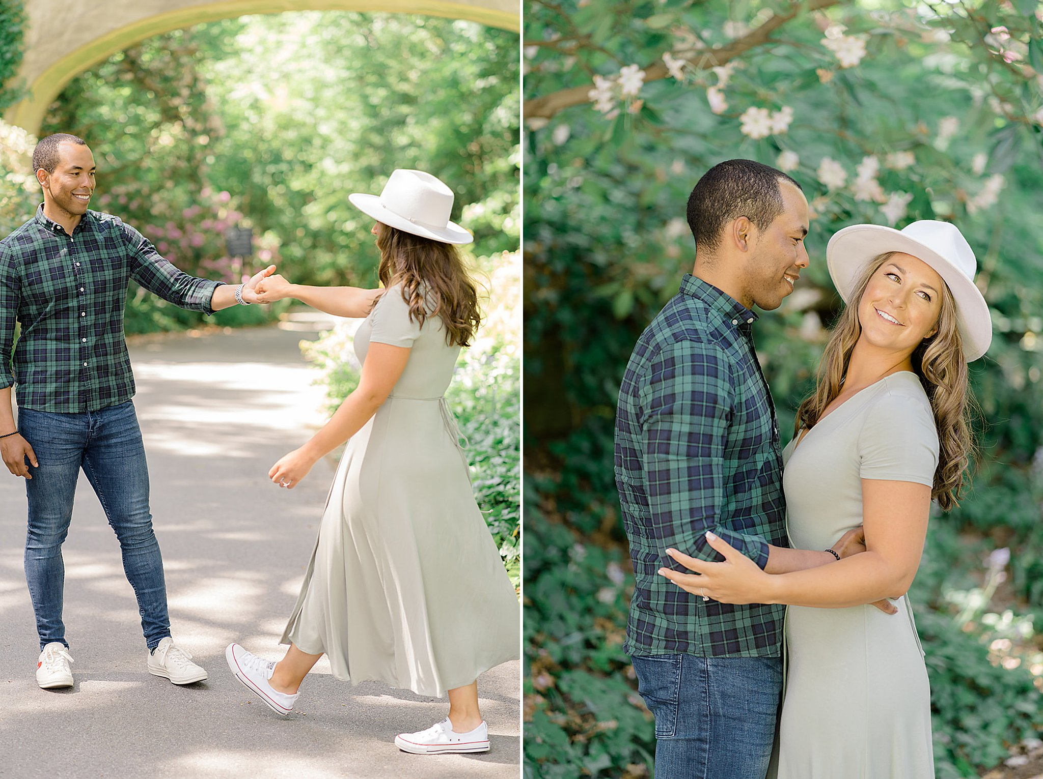 Longwood Gardens Engagement Session Photography by Magdalena Studios NatalieJordan 0065