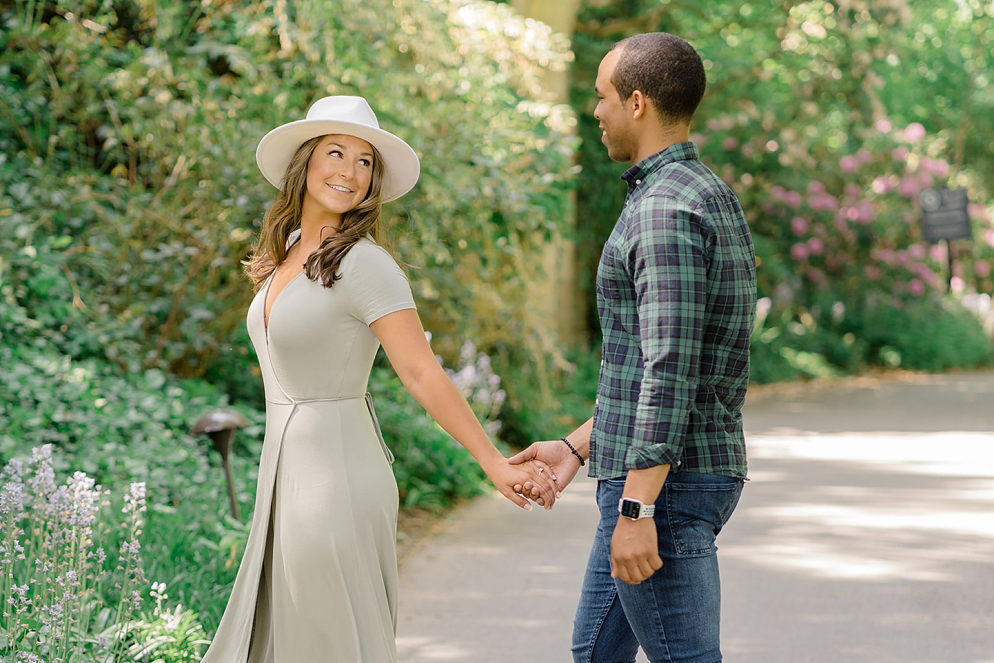 Longwood Gardens Engagement Session Photography by Magdalena Studios NatalieJordan 0066