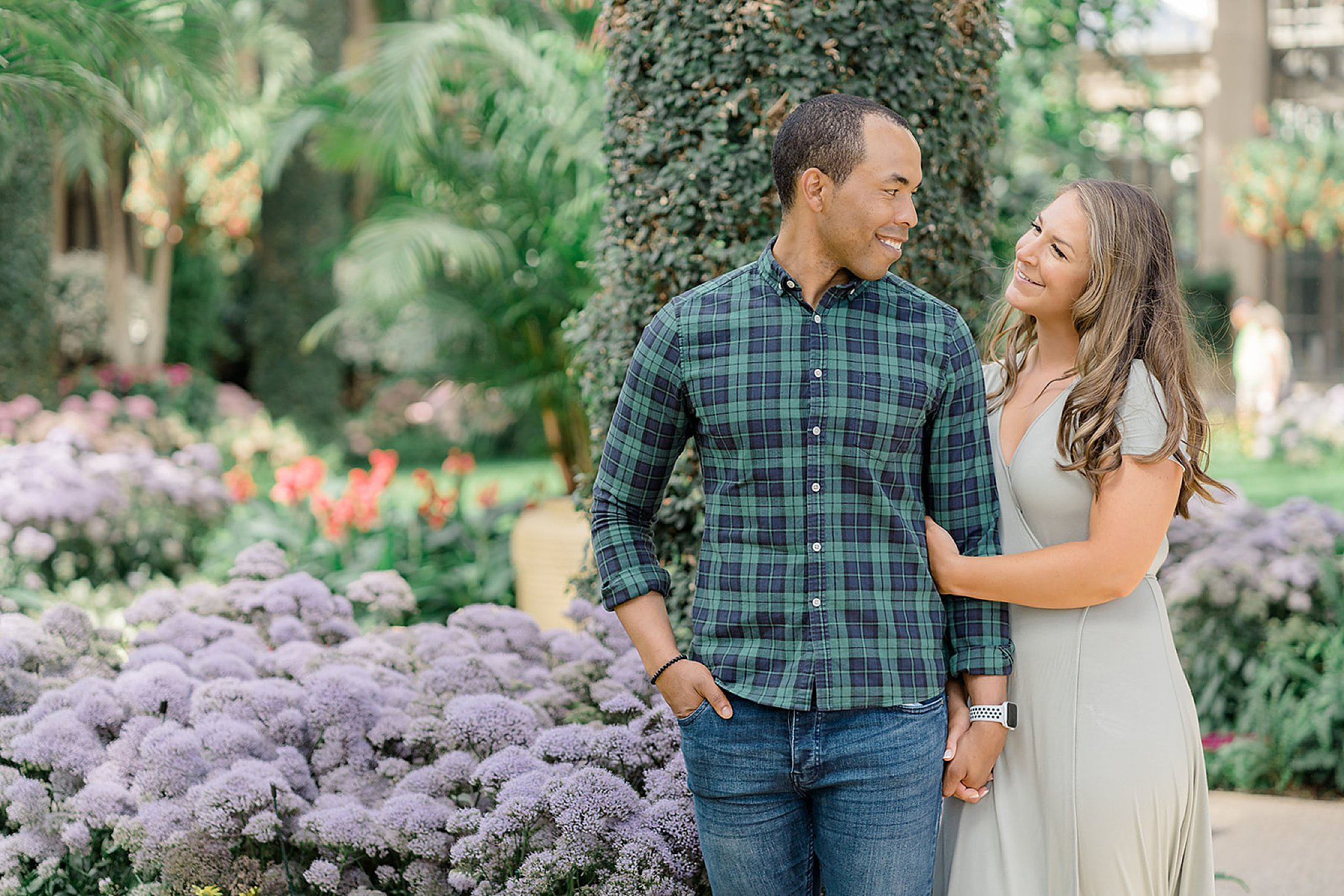 Longwood Gardens Engagement Session Photography by Magdalena Studios NatalieJordan 0073