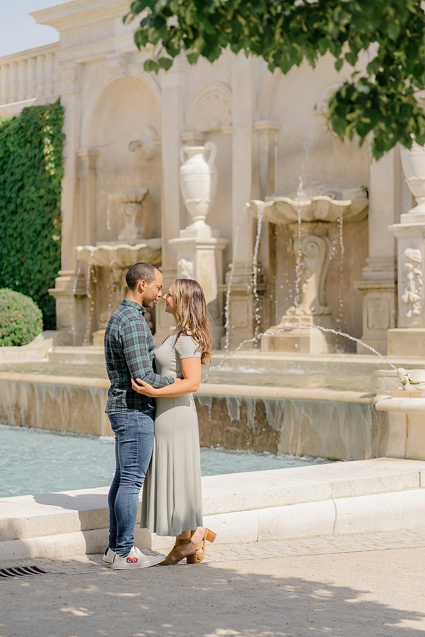Longwood Gardens Engagement Session Photography by Magdalena Studios NatalieJordan 0076