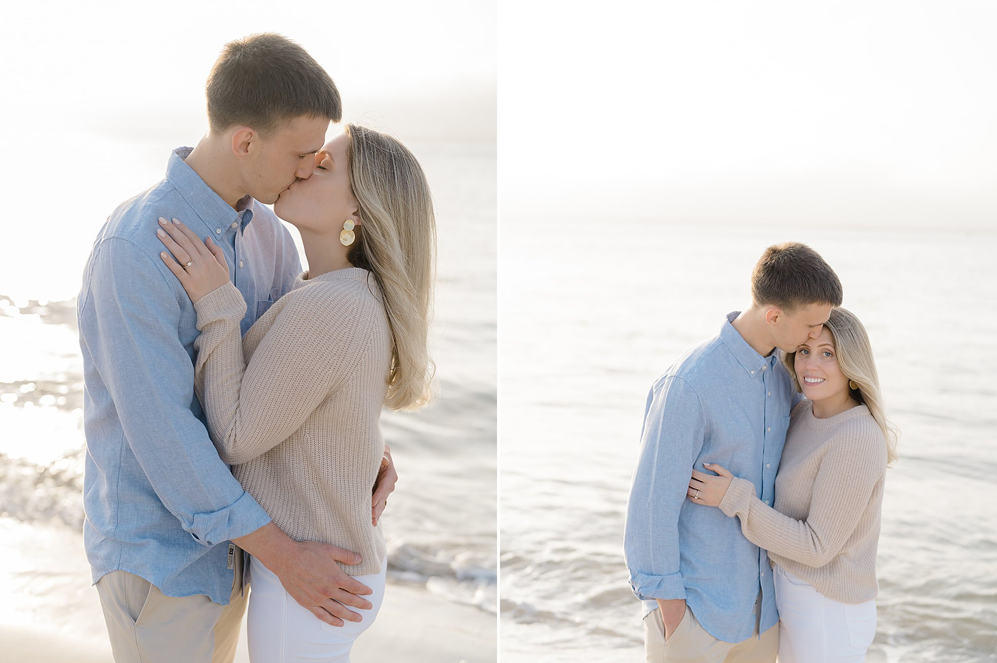 Ocean City New Jersey Engagement Session Photography by Magdalena Studios KateBrad 0046 1