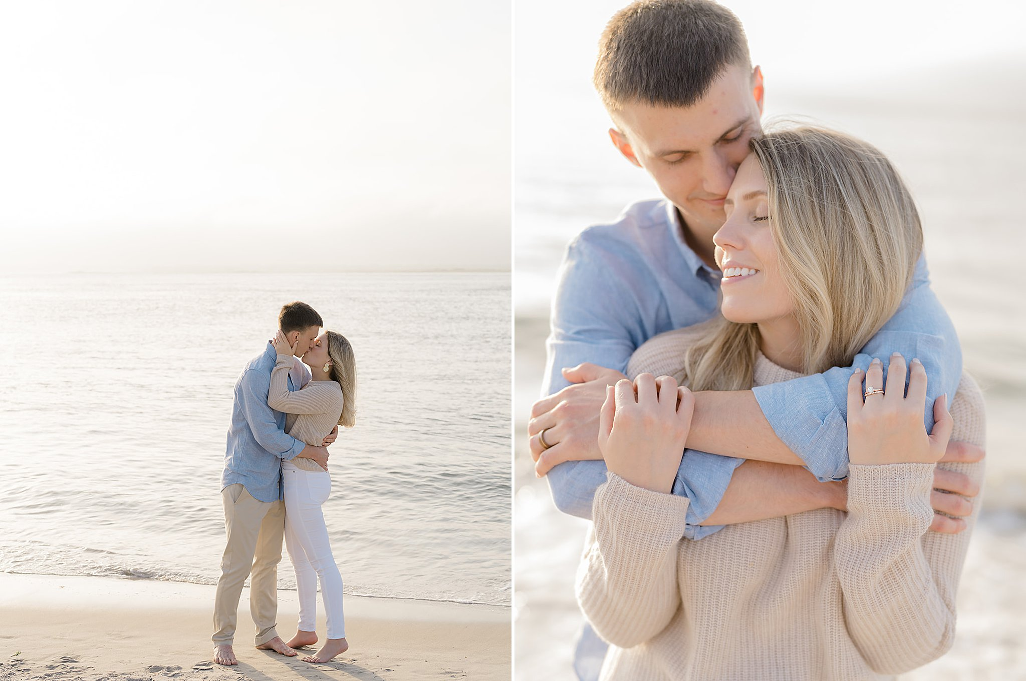 Ocean City New Jersey Engagement Session Photography by Magdalena Studios KateBrad 0051 1