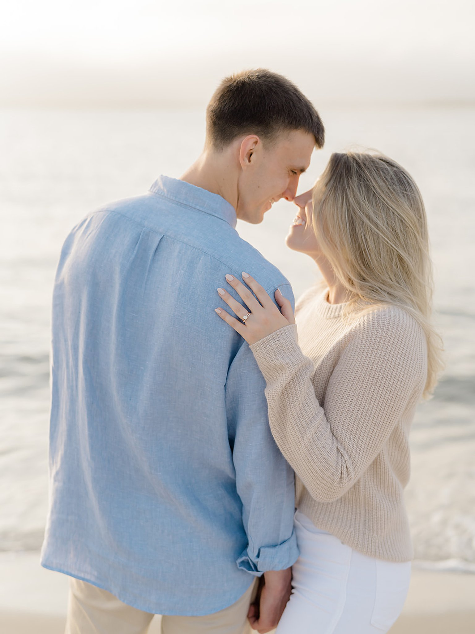 Ocean City New Jersey Engagement Session Photography by Magdalena Studios KateBrad 0055 1