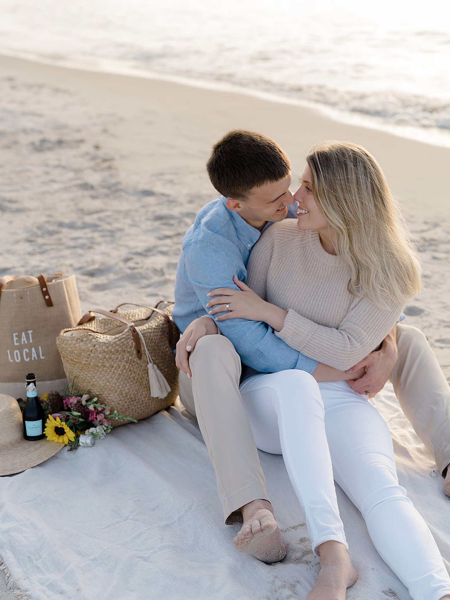 Ocean City New Jersey Engagement Session Photography by Magdalena Studios KateBrad 0058 1