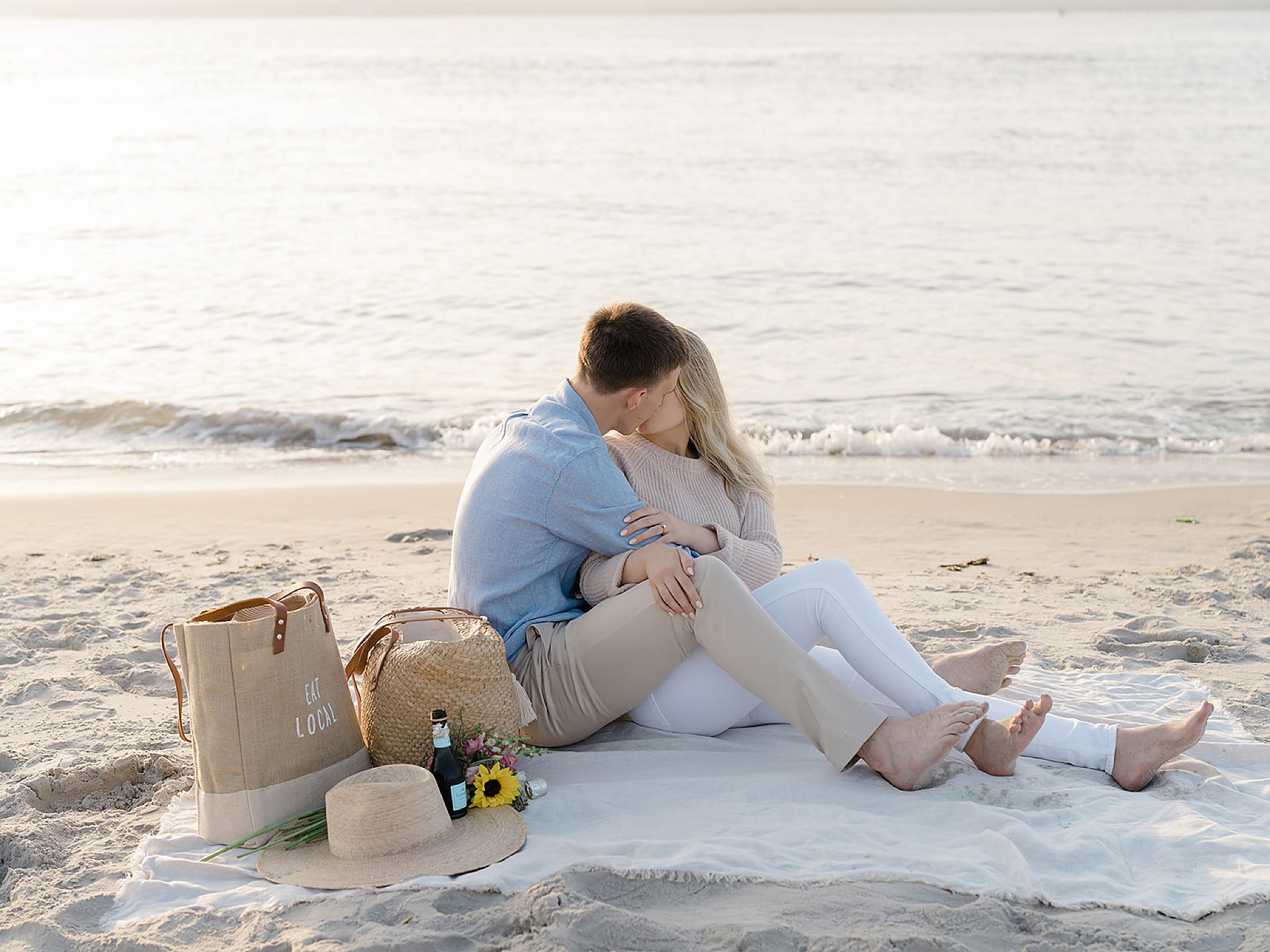 Ocean City New Jersey Engagement Session Photography by Magdalena Studios KateBrad 0059 1