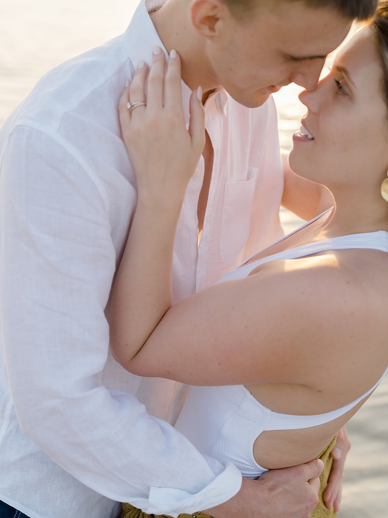 Ocean City New Jersey Engagement Session Photography by Magdalena Studios KateBrad 0063 1
