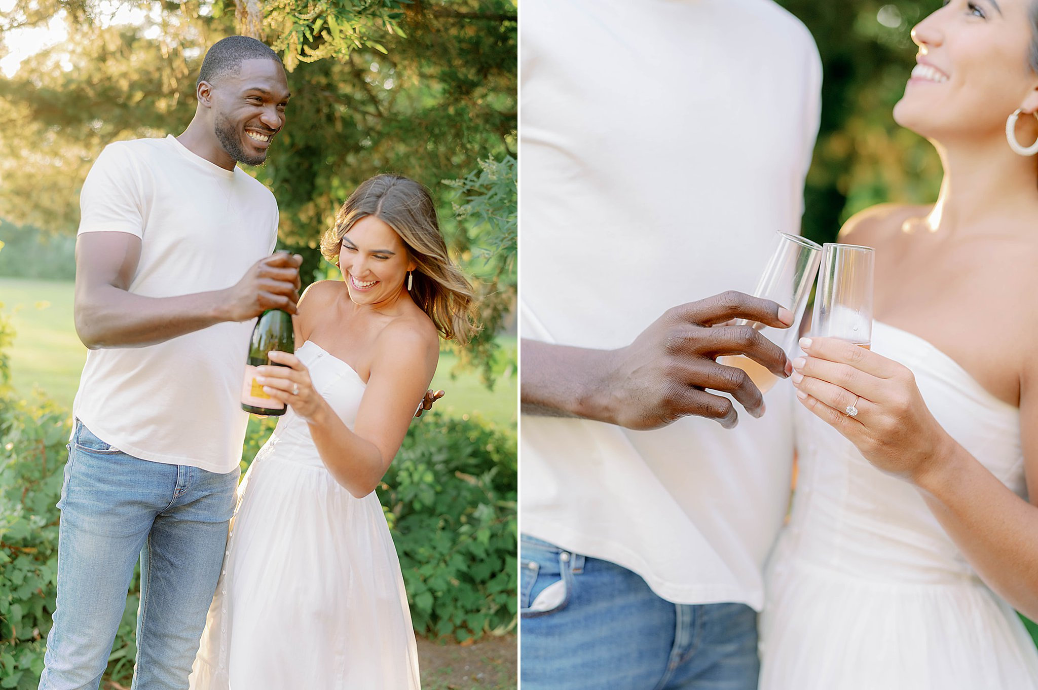 Willow Creek Winery Cape May New Jersey Engagement Session Photography by Magdalena Studios JessieLandry 0022