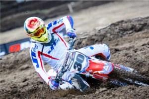 EXCLUSIVO: La palabra de Rodrigo Landa en el Mundial de Motocross