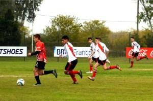 Dylan Domínguez y su debut en Estudiantes de La Plata