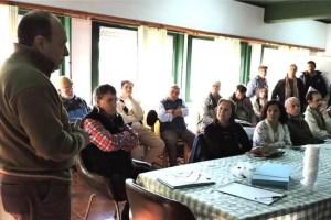 Municipio y productores fijan prioridades para la zona rural