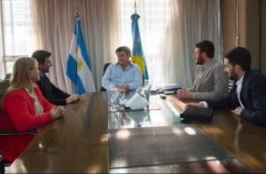 El intendente Peluso y su destacada participación en Provincia