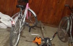 Detenido por intentar sustraer bicicletas