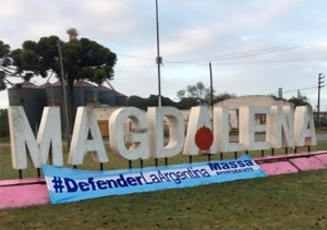 El massismo de Magdalena ya empezó la campaña