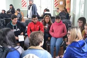 El Parlamento Juvenil sesionó en Magdalena