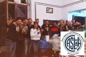Nace el Club San Lorenzo de Atalaya