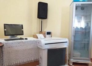 Nuevo equipamiento para el Hospital de Magdalena