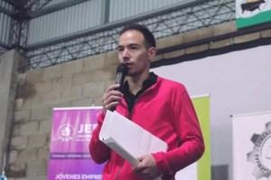 Sebastián Fleita se suma al equipo de Peluso como el nuevo Director de Cultura