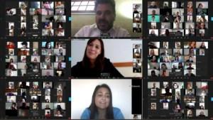 María Eugenia Vidal arrancó diálogos virtuales con dirigentes y militantes de todo el país