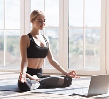 Podstawowe pozycje jogi