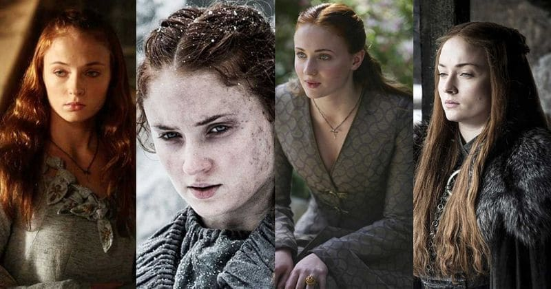 Sansa Stark - A PCM-based analysis of the personality types of main Game of Thrones characters          (Part 2/6: Sansa Stark)