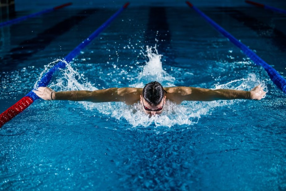 Swimmer - How to make habits work for you - Katrin Kircheis